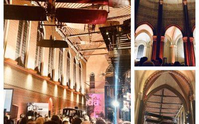 Tertiam était présente à la soirée en l'honneur des 200 premières agences d'architecture françaises